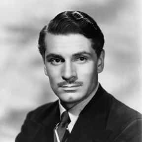 Laurence Olivier is listed (or ranked) 24 on the list Famous Gay Men: List of Gay Men Throughout History