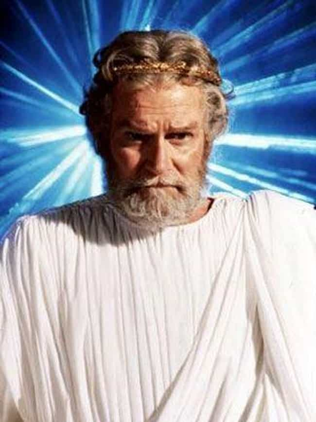 Laurence Olivier is listed (or ranked) 4 on the list The 7 Best Film Portrayals Of Zeus