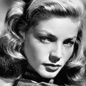 Lauren Bacall is listed (or ranked) 10 on the list The Greatest Actresses Who Have Never Won an Oscar (for Acting)