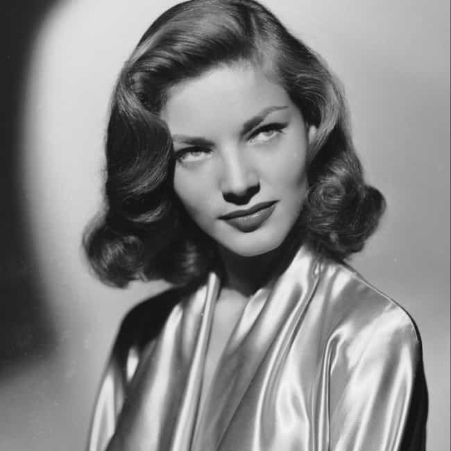 Lauren Bacall is listed (or ranked) 3 on the list 23 Famous Actresses of the 1940s