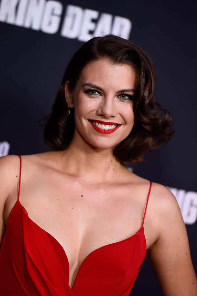 Lauren Cohan is listed (or ranked) 25 on the list The Most Captivating Celebrity Eyes (Women)