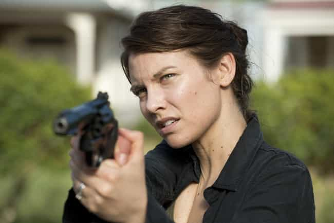 Lauren Cohan is listed (or ranked) 4 on the list What The Cast Of 'The Walking Dead' Thinks About The Series