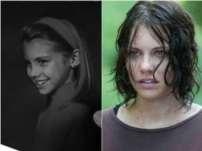 Lauren Cohan is listed (or ranked) 3 on the list You Need to See These Yearbook Photos of the Cast of The Walking Dead