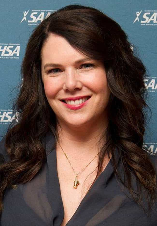 Lauren Graham is listed (or ranked) 4 on the list Famous People Who Never Married