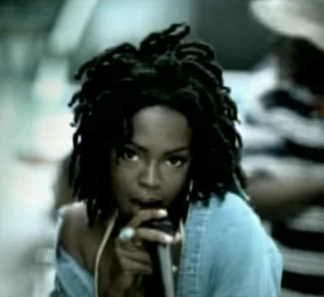 Lauryn Hill is listed (or ranked) 4 on the list 30 Rappers Who Have Dreadlocks