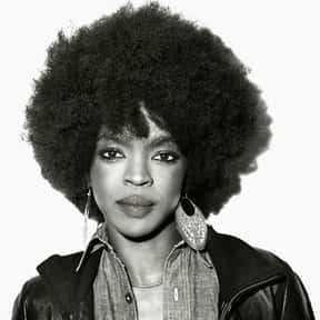 Lauryn Hill is listed (or ranked) 18 on the list The Greatest Black Female Singers