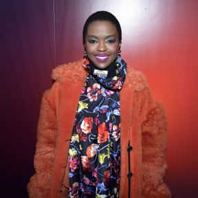 Lauryn Hill is listed (or ranked) 6 on the list Famous Columbia High School Alumni