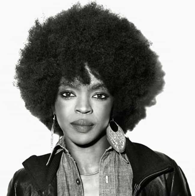 Lauryn Hill is listed (or ranked) 2 on the list Celebrities Born On Memorial Day