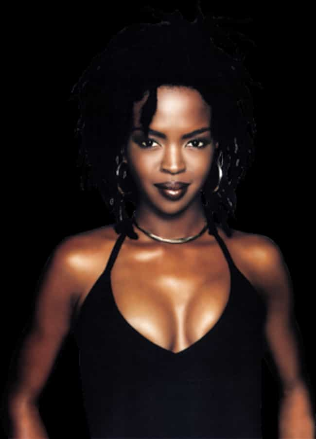 Lauryn Hill is listed (or ranked) 1 on the list The Greatest Singer/rappers