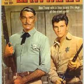 Lawman is listed (or ranked) 16 on the list The Best Western TV Shows
