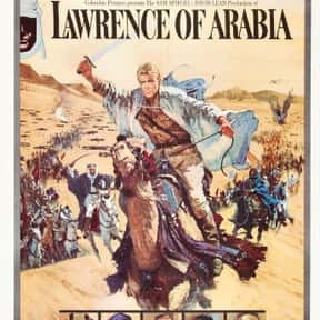 Lawrence of Arabia is listed (or ranked) 23 on the list The Best Historical Drama Movies Of All Time, Ranked