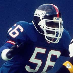 Lawrence Taylor is listed (or ranked) 1 on the list The Best New York Giants Linebackers of All Time