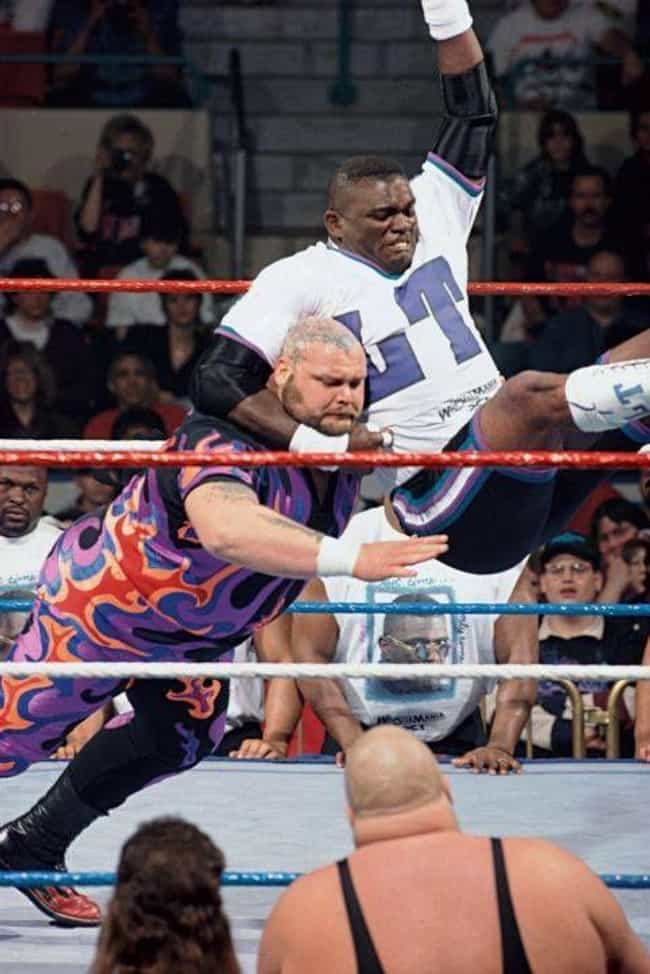 Lawrence Taylor is listed (or ranked) 4 on the list Athletes Who Became Wrestlers