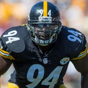 Lawrence Timmons is listed (or ranked) 11 on the list The Best Pittsburgh Steelers Linebackers of All Time