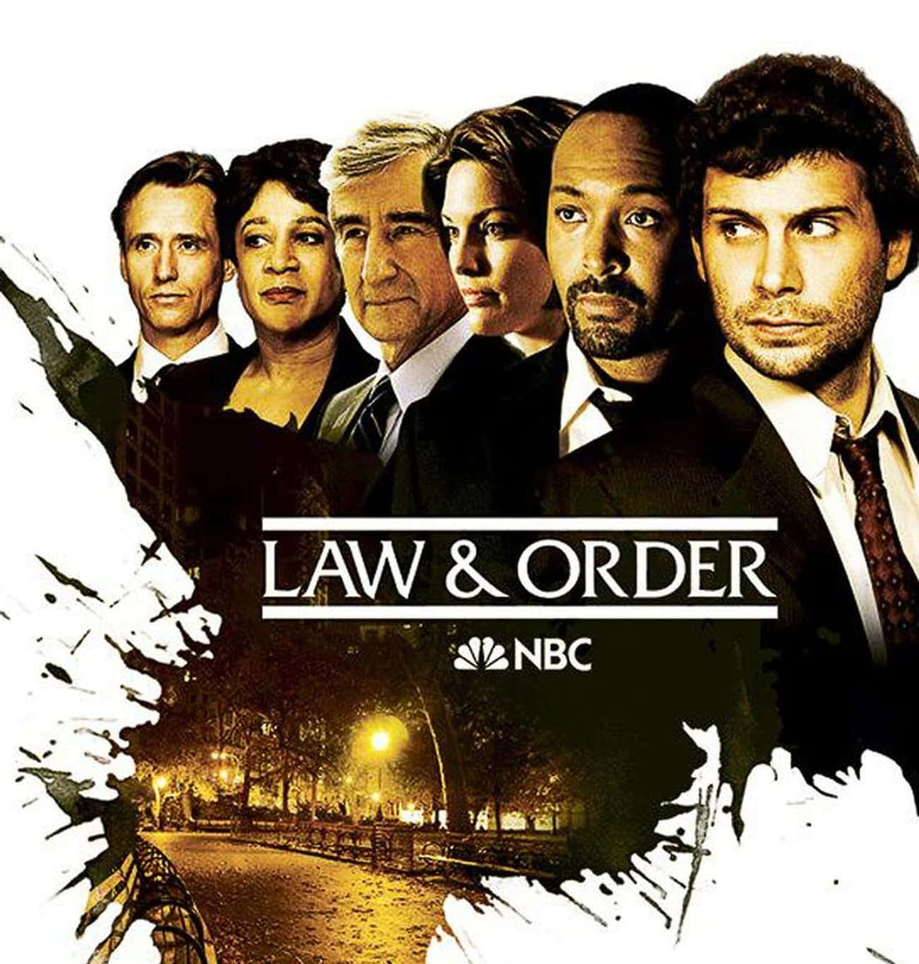Law & Order is listed (or ranked) 4 on the list What to Watch If You Love 'Law & Order: Special Victims Unit'