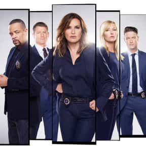 Law & Order: Special Victims U is listed (or ranked) 6 on the list The Best Current Crime Drama Series