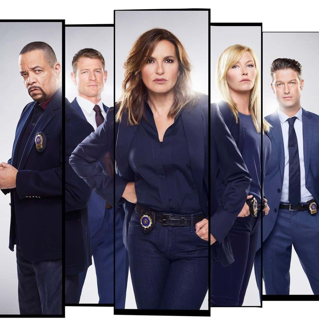 Law & Order: Special Victims U is listed (or ranked) 4 on the list What to Watch If You Love 'Chicago Fire'
