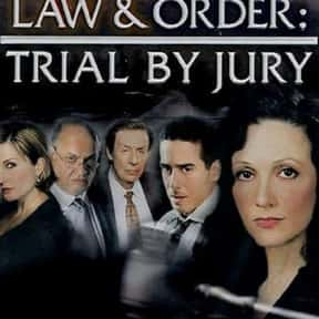 Law & Order: Trial by Jury is listed (or ranked) 16 on the list The Best Dick Wolf Shows and TV Series