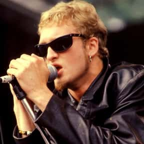 Layne Staley is listed (or ranked) 23 on the list Famous People Who Died in 2002
