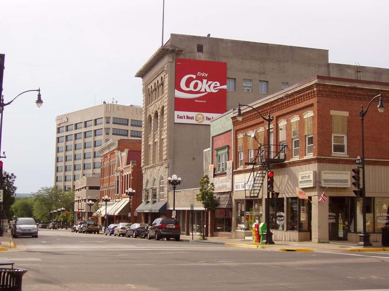 La Crosse, Wisconsin - Most Bi is listed (or ranked) 4 on the list The 11 Most Miserable Places in the U.S.
