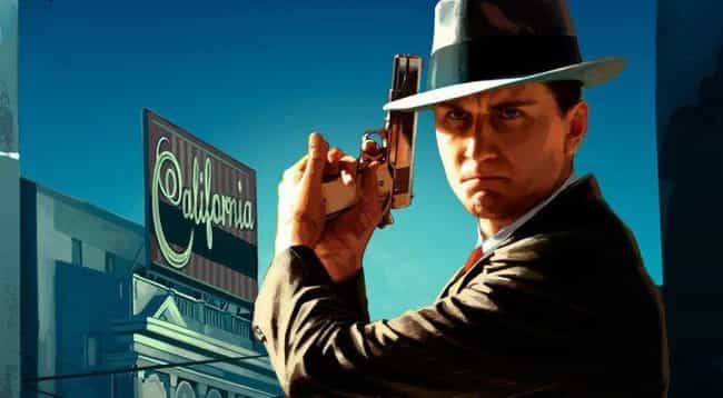 L.A. Noire is listed (or ranked) 5 on the list Video Games That Would Make Great TV Series