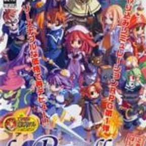 La Pucelle: Tactics is listed (or ranked) 7 on the list Nippon Ichi Games List