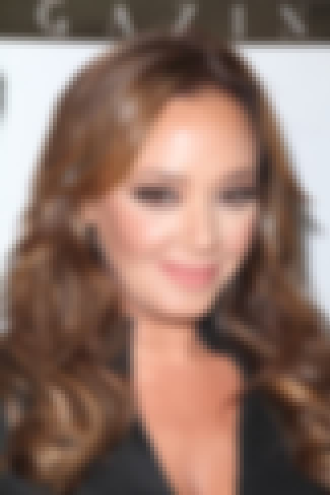 Leah Remini is listed (or ranked) 2 on the list Fired Up Cast List