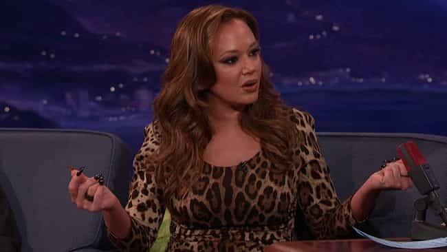 Leah Remini is listed (or ranked) 1 on the list 11 Harrowing Stories Of People Who Escaped Scientology