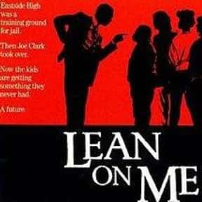Lean on Me is listed (or ranked) 8 on the list The Best Black Movies Ever Made, Ranked