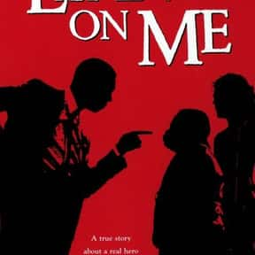 Lean on Me is listed (or ranked) 9 on the list The Most Inspirational Black Movies