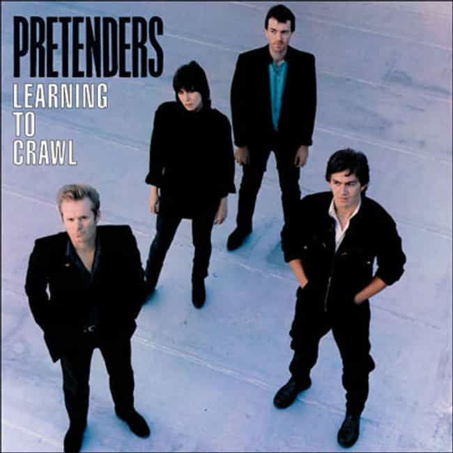 Learning to Crawl is listed (or ranked) 1 on the list The Best Pretenders Albums of All Time