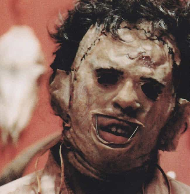 Leatherface is listed (or ranked) 1 on the list The Most Utterly Terrifying Figures in Horror Films