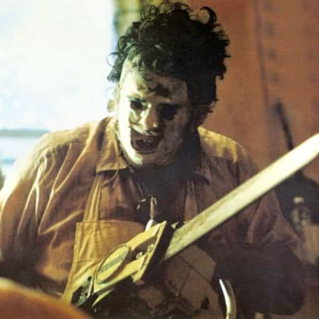 Leatherface is listed (or ranked) 4 on the list The Greatest Movie Villains From The '70s