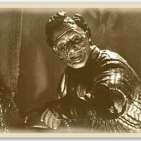 Leatherface is listed (or ranked) 3 on the list The Fictional Monsters You'd Least Like to Have After You