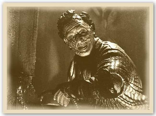 Leatherface is listed (or ranked) 3 on the list The Most Utterly Terrifying Figures in Horror Films