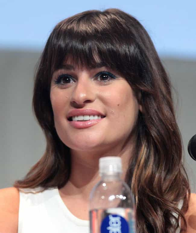 Lea Michele is listed (or ranked) 1 on the list These Celebrities Have Been Caught Being More Than Just A Little Racist