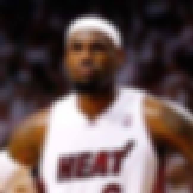 LeBron James is listed (or ranked) 4 on the list Highest Paid Athletes of 2012