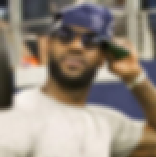 LeBron James is listed (or ranked) 2 on the list Celebrity Cowboy Fans