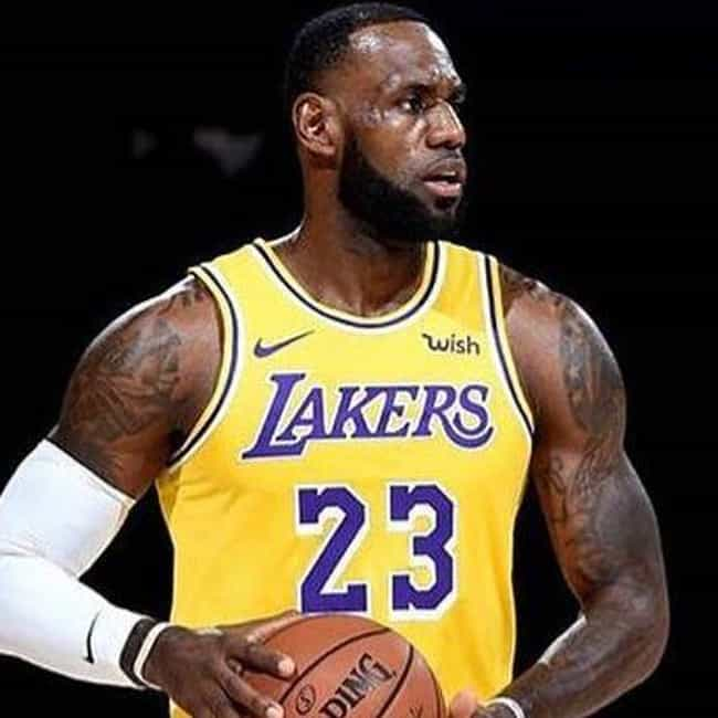 check out 9c4d9 31466 LeBron James is listed (or ranked) 1 on the list Famous Male Basketball  Players