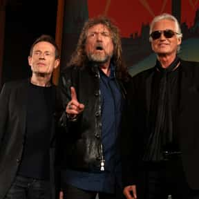 Led Zeppelin is listed (or ranked) 2 on the list The Greatest Live Bands of All Time