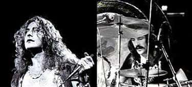 Led Zeppelin is listed (or ranked) 2 on the list 21 Musicians Who Are (Supposedly) in the Illuminati