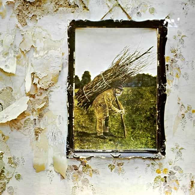 Led Zeppelin IV is listed (or ranked) 4 on the list The Greatest Albums of All Time