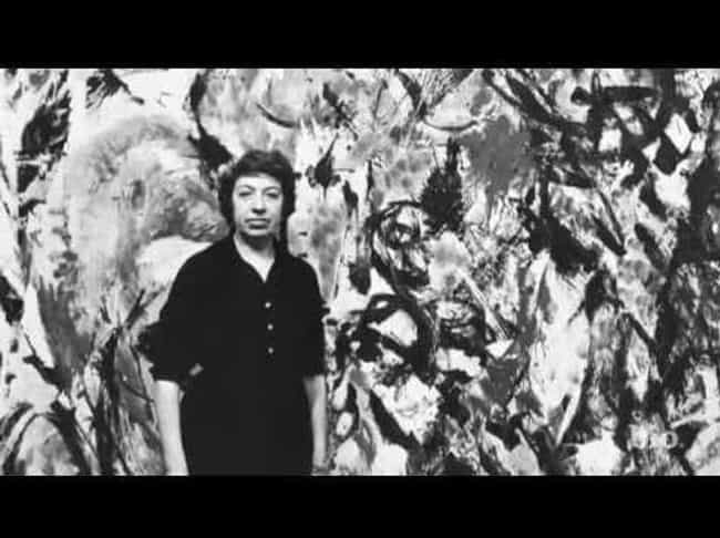 Lee Krasner is listed (or ranked) 13 on the list 16 Brilliant Women From History Who Got No Credit For Their Groundbreaking Work