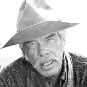 Lee Marvin is listed (or ranked) 11 on the list The Greatest Western Movie Stars