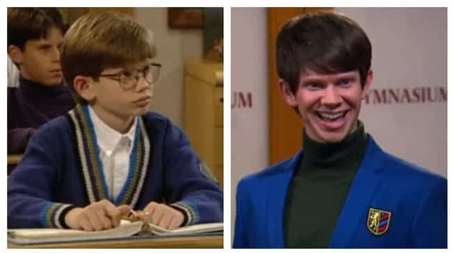 Lee Norris is listed (or ranked) 2 on the list Here's What The Supporting Cast Members Of Boy Meets World Look Like Now