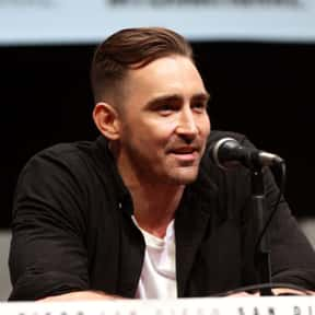 Lee Pace is listed (or ranked) 6 on the list Famous People Named Lee