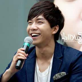Lee Seung-gi is listed (or ranked) 21 on the list The Best K-Drama Actors Of All Time