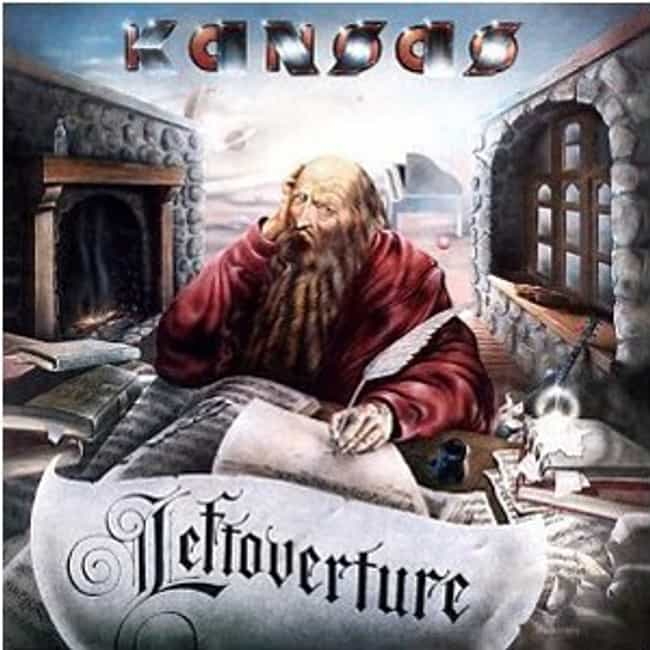 Leftoverture is listed (or ranked) 1 on the list The Best Kansas Albums of All Time