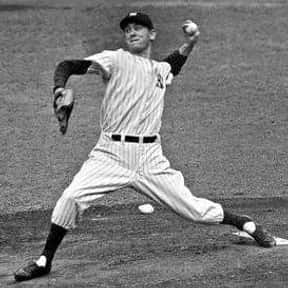 Lefty Gomez is listed (or ranked) 9 on the list The Greatest New York Yankees Of All Time