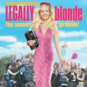 Legally Blonde is listed (or ranked) 14 on the list The Best Teen Romance Movies